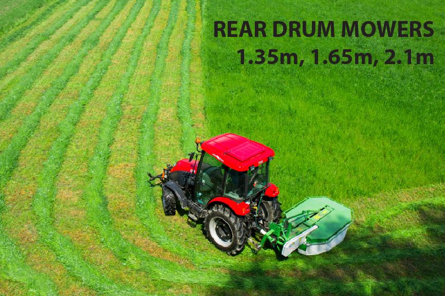 drum rear
